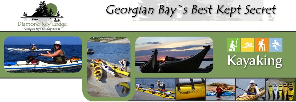 Kayaking - Diamond Key-Fishing, Kayaking, Family Fun