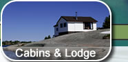 Cabins & Lodge - Beautiful and comfortable accomodations.